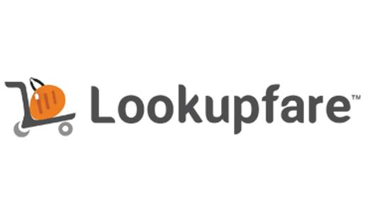 lookupfare logo