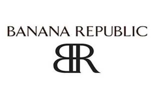 banana republic logo