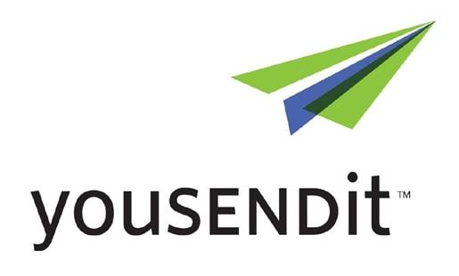 YouSendIt Logo